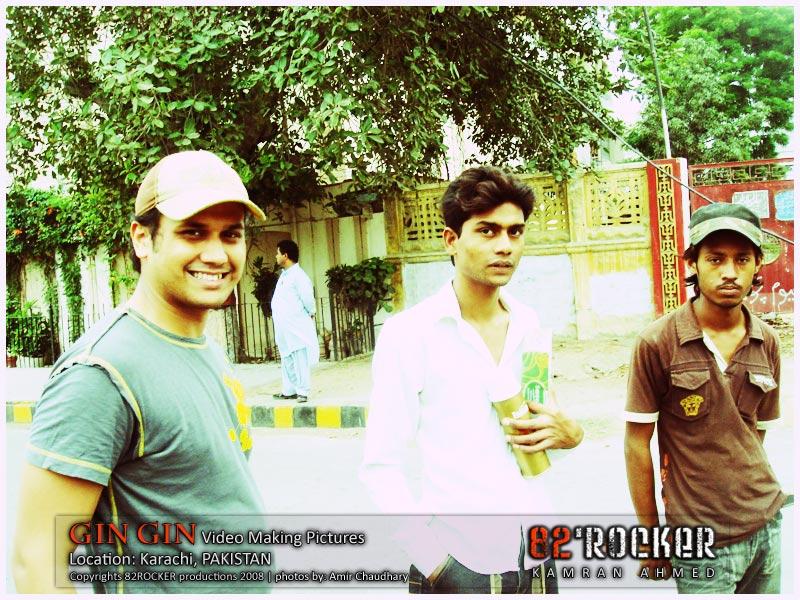 amir chaudhary and kamran ahmed