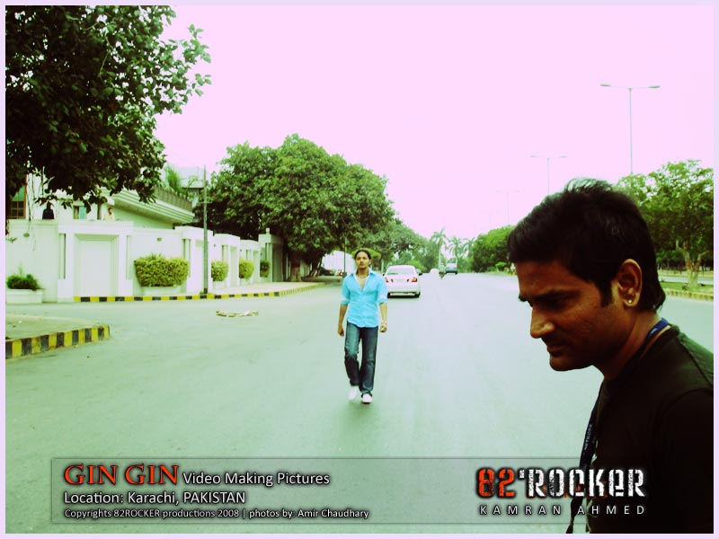 Kamran Ahmed & Mak Mansoor