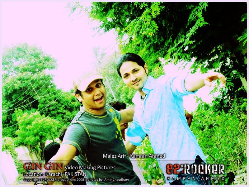 Maiez Arif & Kamran Ahmed