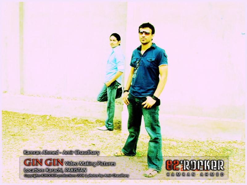 Kamran Ahmed & Amir Chaudhary