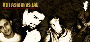Atif Aslam vs Jal (Instep image_
