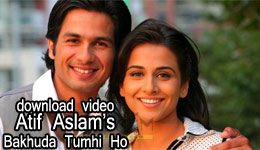 Atif Aslam - Bakhuda Tum Hi Ho Video (OST Kismet Konnection)