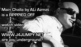 Ali Azmat's Mein Challa is a RIPP OFF (Motorhead - Jack The Ripper)